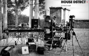 House District: musica elettronica in streaming dai luoghi più belli della Puglia