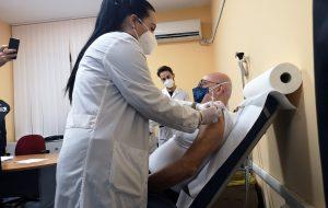 Vax day: prime vaccinazioni a Brindisi e Fasano