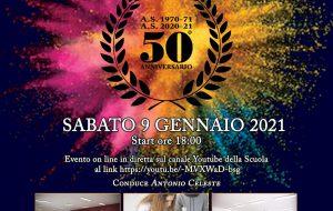 Il Liceo Leo di San Vito festeggia i suoi primi 50 anni: domani cerimonia in diretta streaming
