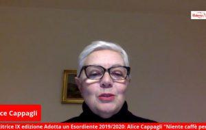 Adotta un Esordiente: Alice Cappagli vince la IX Edizione, a Bacà il premio della Critica