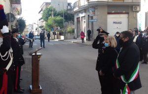 Commemorato il Carabiniere Angelo Petracca, ucciso a Bari 31 anni fa
