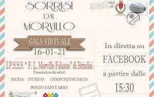 Sorrisi dal Morvillo: il galà virtuale in diretta facebook