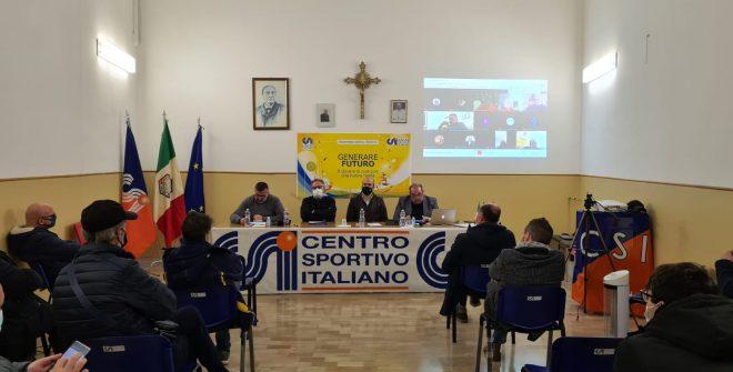 CSI: Angelo Taurisano è il nuovo Presidente del Comitato della Provincia di Brindisi