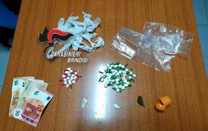 Trovato in possesso di 34 grammi di cocaina e un grammo di marijuana: arrestato 36enne