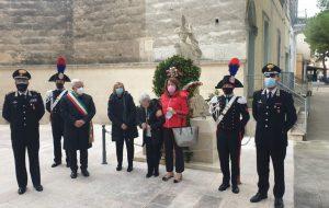 Torre Santa Susanna: Commemorato il Carabiniere Cosimo Luigi Miccoli