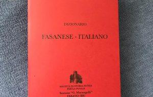 Torna il Dizionario Fasanese-Italiano di Giuseppe Marangelli