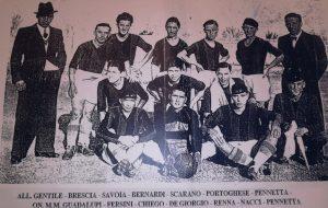 La Brindisi Sport di 80 anni fa. Che sia di buon auspicio per il calcio brindisino