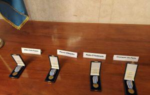 """Giornata della memoria: consegnate le """"Medaglie d'Onore"""" alla memoria di quattro internati militari della provincia di Brindisi"""