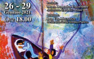 Dal 26 al 29 Gennaio la Settimana Teologica dell'Arcidiocesi di Brindisi-Ostuni