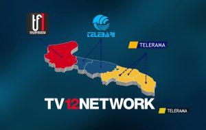 TeleBari, TeleFoggia, TeleRama: è nato TV12Network