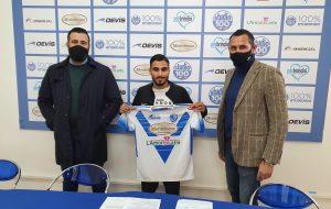 Il Brindisi FC preleva dal Taranto il giovane attaccante Calemme
