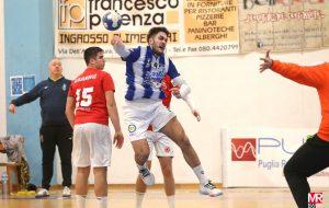 Pallamano: Acqua & Sapone Junior Fasano-Pallamano Trieste=28-26