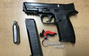 Tre minori sparano con pistola ad aria compressa cose e persone: denunciati dai Carabinieri