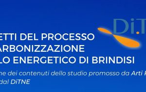 19 febbraio, ore 16.00: appuntamento con il Webinar del DiTNE sul processo decarbonizzazione del polo energetico di Brindisi