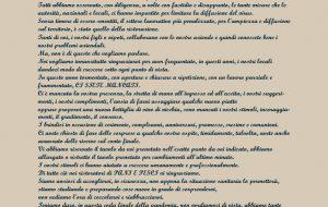 I ristoratori di Brindisi dell'Associazione Pani e Pesci scrivono una lettera aperta ai cittadini: non perdiamoci di vista