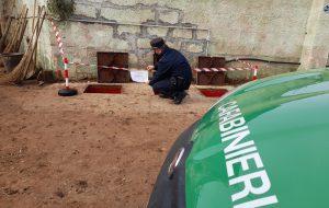 Scarico di acque reflue non autorizzato: i Carabinieri Forestali intervengono in un frantoio di Erchie