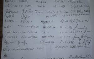 Vertenza OSS: raccolte centinaia di firme di lavoratori e pazienti