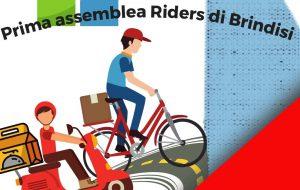 Cgil: lunedi prima assemblea dei riders di Brindisi