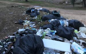 Bonificata discarica abusiva a San Biagio: plauso dei cicloamici al Comune di Brindisi