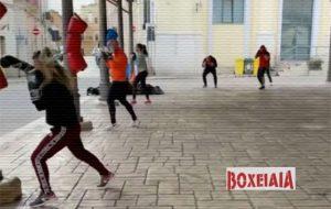 Boxe Iaia Brindisi, domenica 7 Open Day in Piazza Mercato. Lezione Gratis di Pugilato e Difesa personale per i cittadini in tutta sicurezza