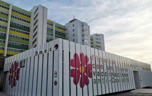 Pronto il centro per le vaccinazioni anti Covid all'Ospedale Perrino