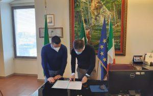 Comune Francavilla: firmata la convenzione con l'Ambito Br3 per il recupero dell'ex Istituto Agrario di via Grottaglie