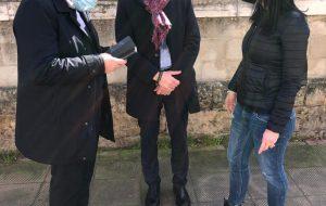 Bruno, Leoci e Fanigliulo visitano la Casa Circondariale di Brindisi