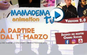 Parte una nuova avventura: Mamadema TV 2.0