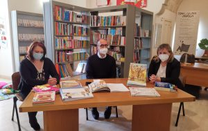 Presentato il nuovo patrimonio librario per bambini della Biblioteca comunale di Fasano
