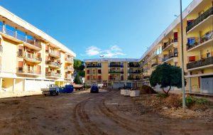 Partiti da Piazza Rosai i lavori di manutenzione delle piazze di Brindisi. Poi si passerà a piazza Apulia e largo Palermo