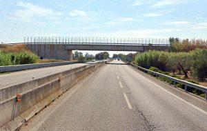 Lavori di sistemazione del ponte all'altezza di Torchiarolo: possibili disagi sulla SS. Brindisi-Lecce