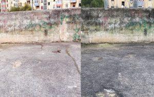 Cacca dei cani nei pressi delle scuole: servono a poco gli interventi di pulizia se non cambia la mentalità dei padroni sporcaccioni