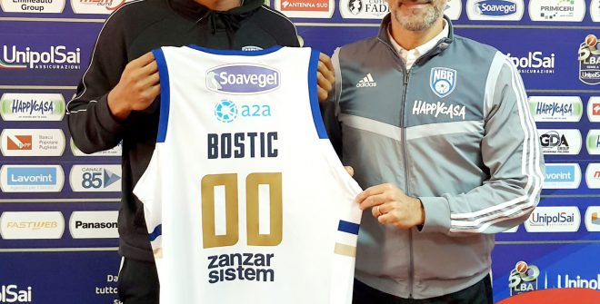 """Vitucci: """"Sosta necessaria per ricaricarci""""; Bostic: """"Difesa e dettagli: farò ciò di cui ha bisogno la squadra"""""""