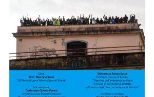 """""""Covid e detenzione"""", il CSV Brindisi Lecce promuove un incontro online Lunedì 15 Marzo"""