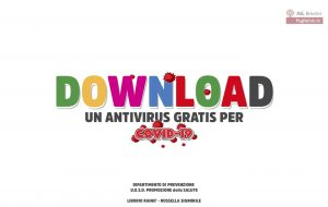 Download… un antivirus gratis per Covid-19: c'è ancora tempo per la consegna dei lavori multimediali