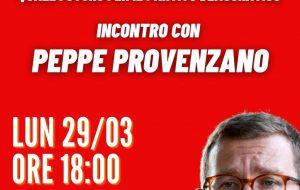 Anima e cacciavite: quale futuro per il Partito Democratico? GD e PD Provincia di Brindisi dialogano on line con Peppe Provenzano