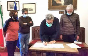 Interventi a favore di minori in famiglie con disagio: firmato il protocollo d'intesa tra Ambito Territoriale BR/4 e Asl