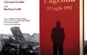 """Giornata della Memoria e dell'impegno in ricordo delle vittime innocenti delle mafie: a Fasano """"L'agenda – 19 luglio 1992"""""""