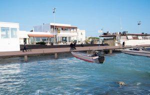 Finanziato il riparo di pesca a Torre Santa Sabina