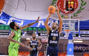 BCL: Happy Casa Brindisi batte il Tofas Bursa con thrilling finale