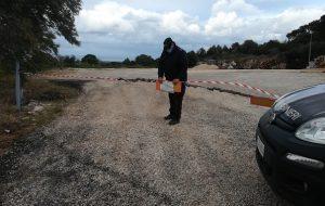 Sequestrato parcheggio abusivo alla periferia di Ostuni