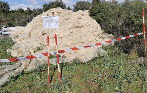 Rifiuti abusivi dal tarantino alle contrade di Francavilla: intervengono i Carabinieri Forestali