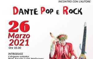 Dante pop e rock: venerdi 26 incontro con il Prof. Trifone Gargano