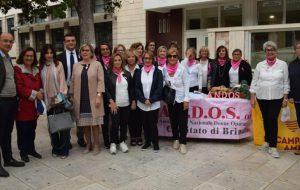 Andos Brindisi: giovedì 4 convegno web su diagnosi di tumore al seno nel periodo di pandemia