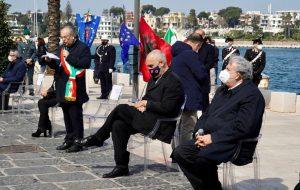 Edi Rama a Brindisi nel trentennale dello sbarco degli albanesi