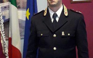 Il dott. Giuseppe Massaro è il nuovo dirigente del Commissariato P.S. di Mesagne
