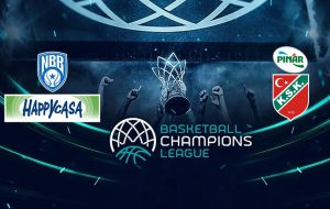 Basketball Champions League, Game #2: Happy Casa Brindisi ospita il Pinar Karsiyaka