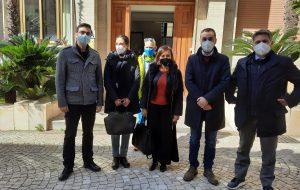 L'assessora al Welfare Rosa Barone ha incontrato i Comuni dell'Ambito territoriale di Brindisi