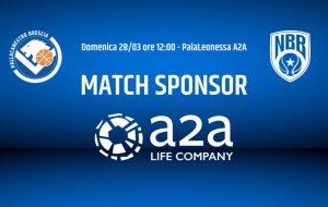 Brindisi-Brescia nel segno dell'energia: A2A match sponsor della gara