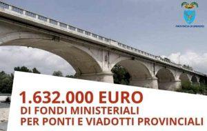 Provincia di Brindisi. Pronti i finanziamenti per migliorare viabilità e la sicurezza dei ponti delle strade provinciali